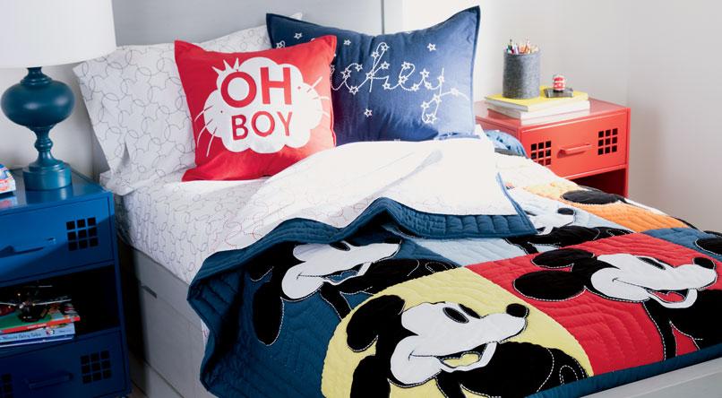 Shop Disney Boys Bedding