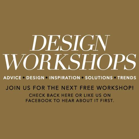 design workshops check back later