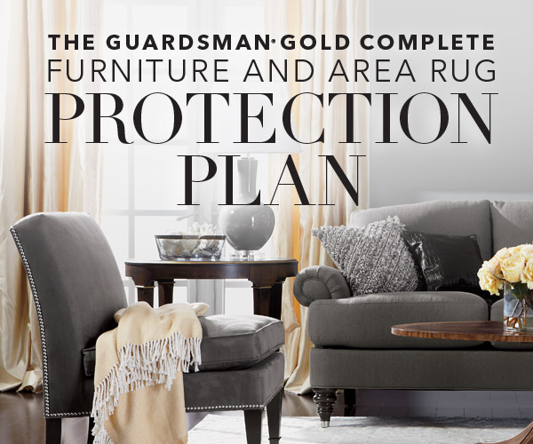 furntiure protection plan brochure
