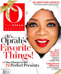 O,The Oprah Magazine December 2014