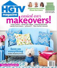 HGTV magazine February 2014
