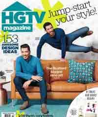 HGTV Magazine March 2018