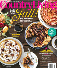 Country Living November 2016