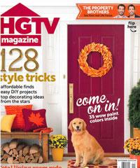 HGTV Mag November 2014