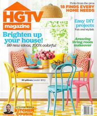 HGTV Magazine April 2015