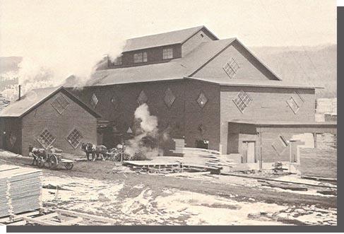 Beecher Falls Factory