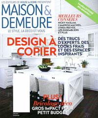 Maison & Demeure June 2015