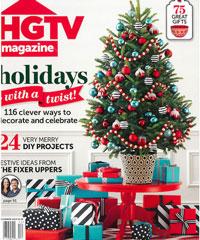 HGTV Magazine December 2014