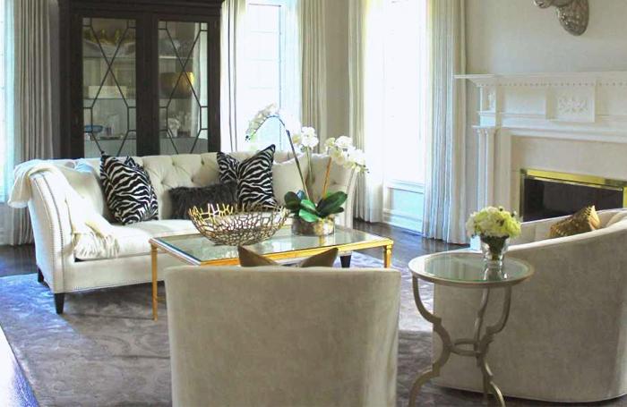 Gabriella Andersen room design