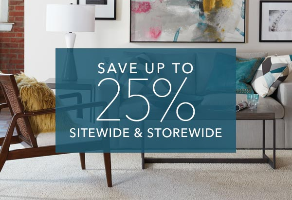 save up to 25%