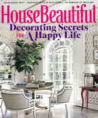 House Beautiful April 2015