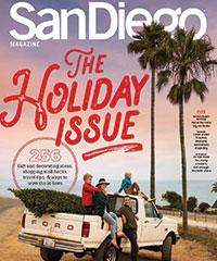 San Diego Magazine December 2019