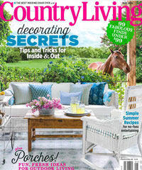 Country Living May 2016
