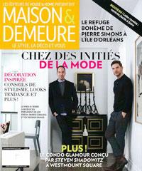 Maison & Demeure April 2015