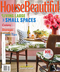House Beautiful August 2014