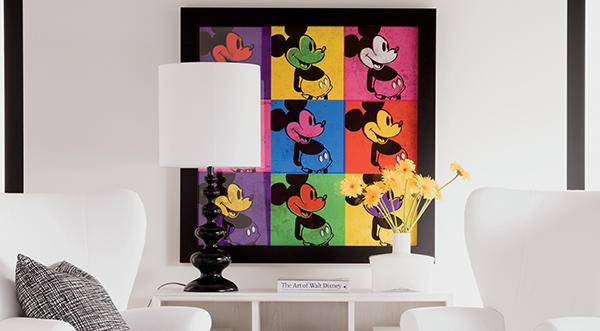 Shop Disney Limited Edition Art