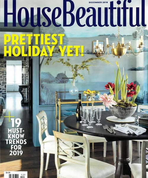 House Beautiful December 2018