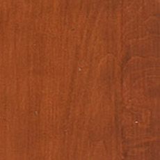 Cinnabar (260): Rich mahogany-toned stain with dark glaze, moderately distressed, worn edges. Marshall Barrister Bookcase