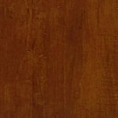Caraway (277): Rich warm brown stain with dark glaze, moderately distressed, softly worn corners. Barrow Sofa Table