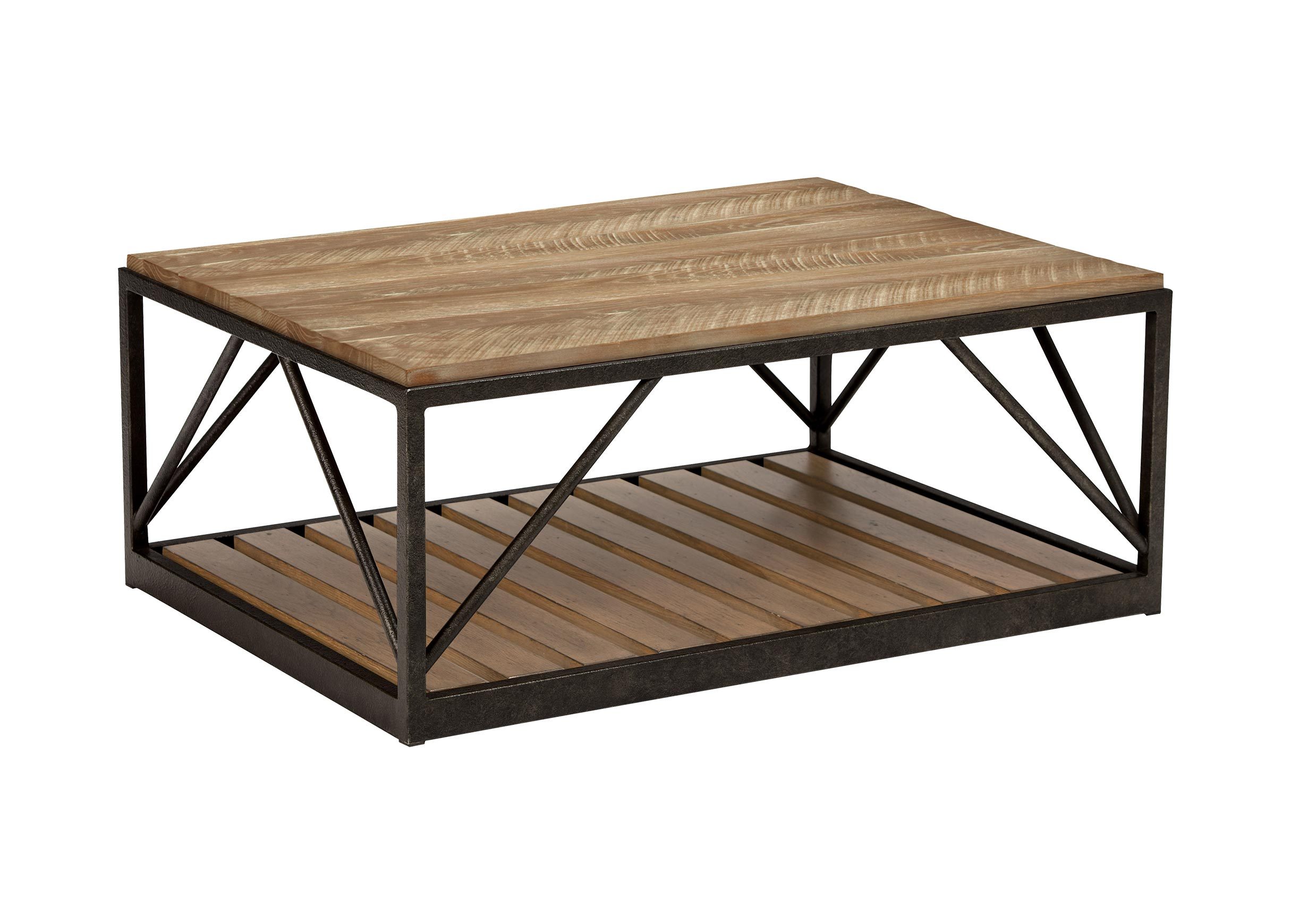 Beam Coffee Table Ethan Allen