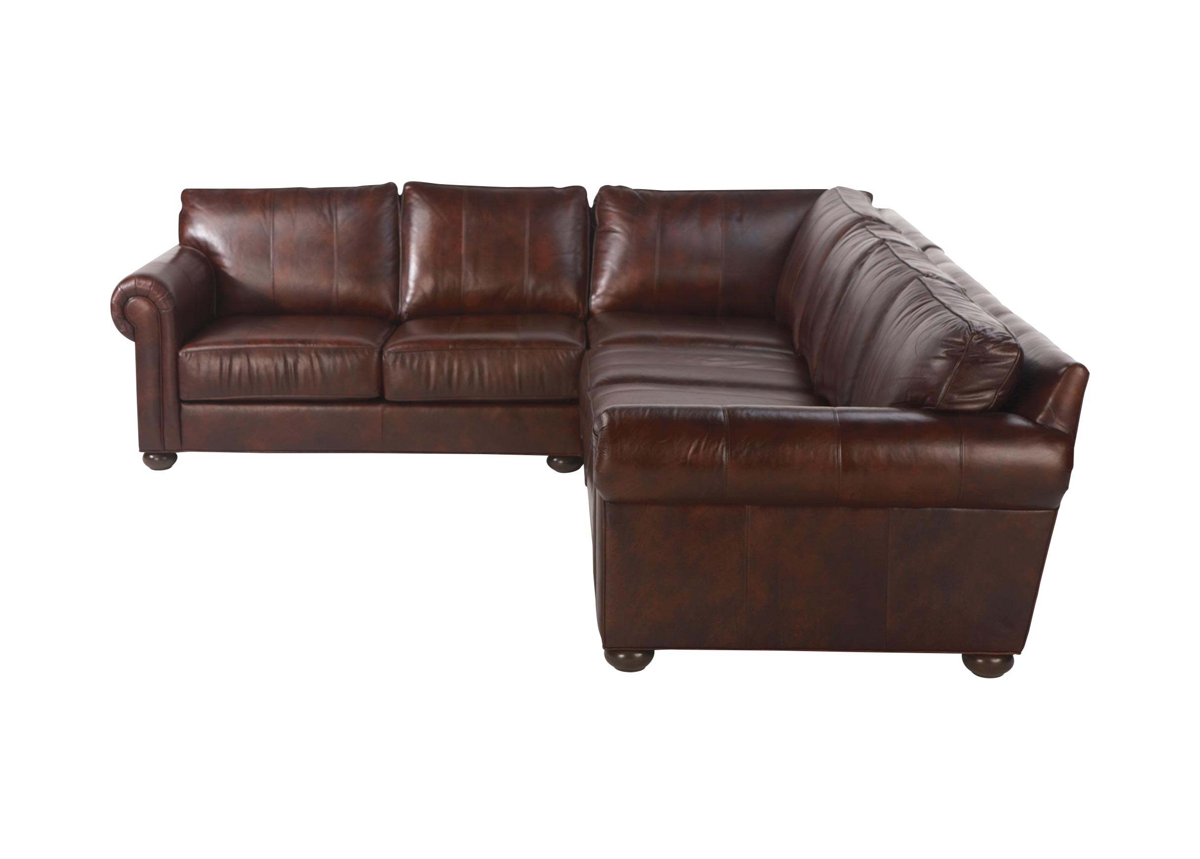 Ethan allen bennett sofa with chaise 1025thepartycom for Ethan allen sectional sofa with chaise