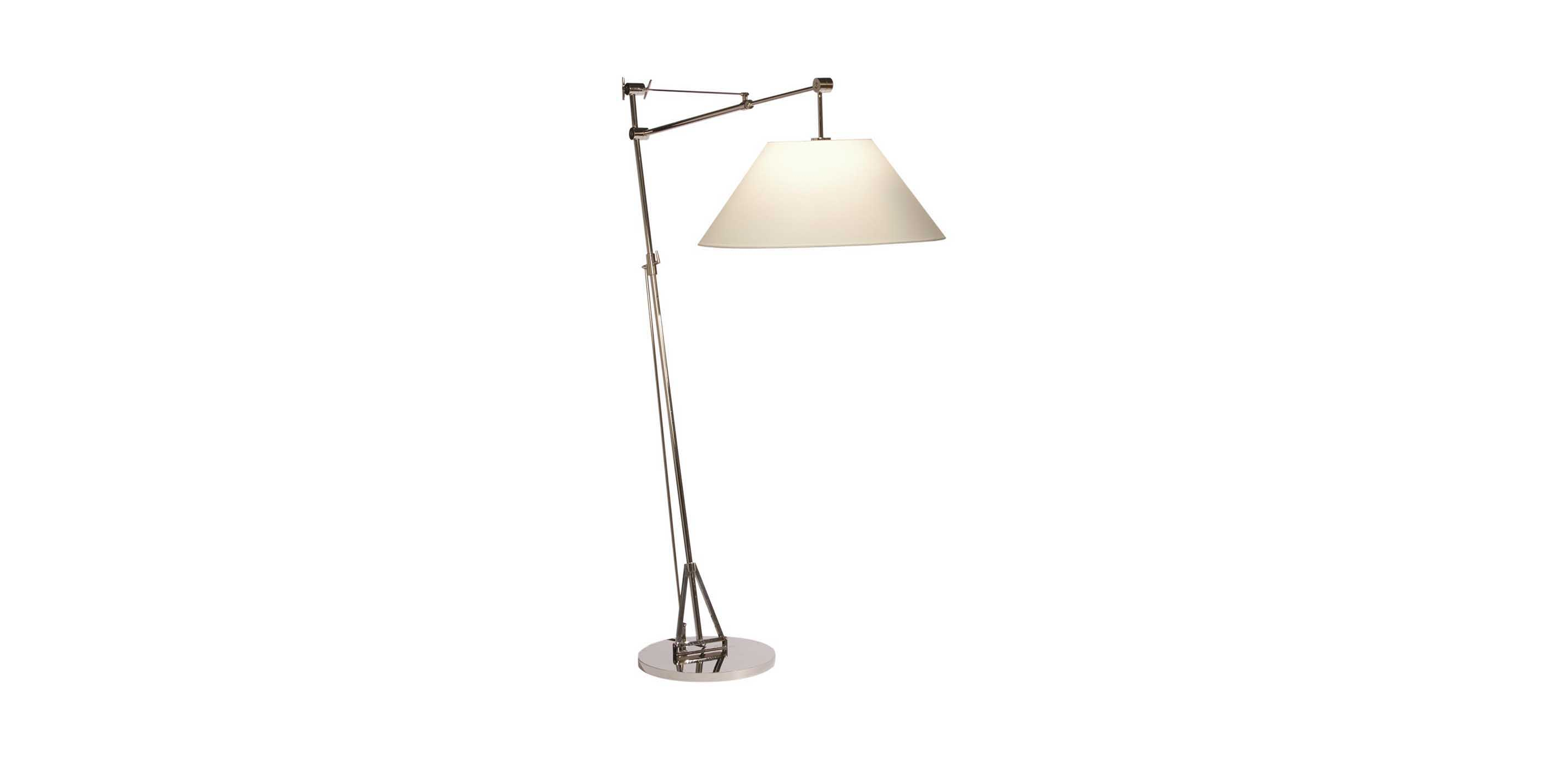 Long reach floor lamp floor lamps ethan allen images null aloadofball Gallery