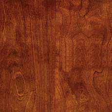 Mandolin (389): Reddish brown stain. Armoire Vitrée Birkhouse