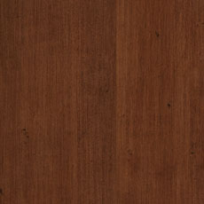 Brownstone (366): Deep cool walnut-colored stain, antiqued, medium sheen. Duval Curio