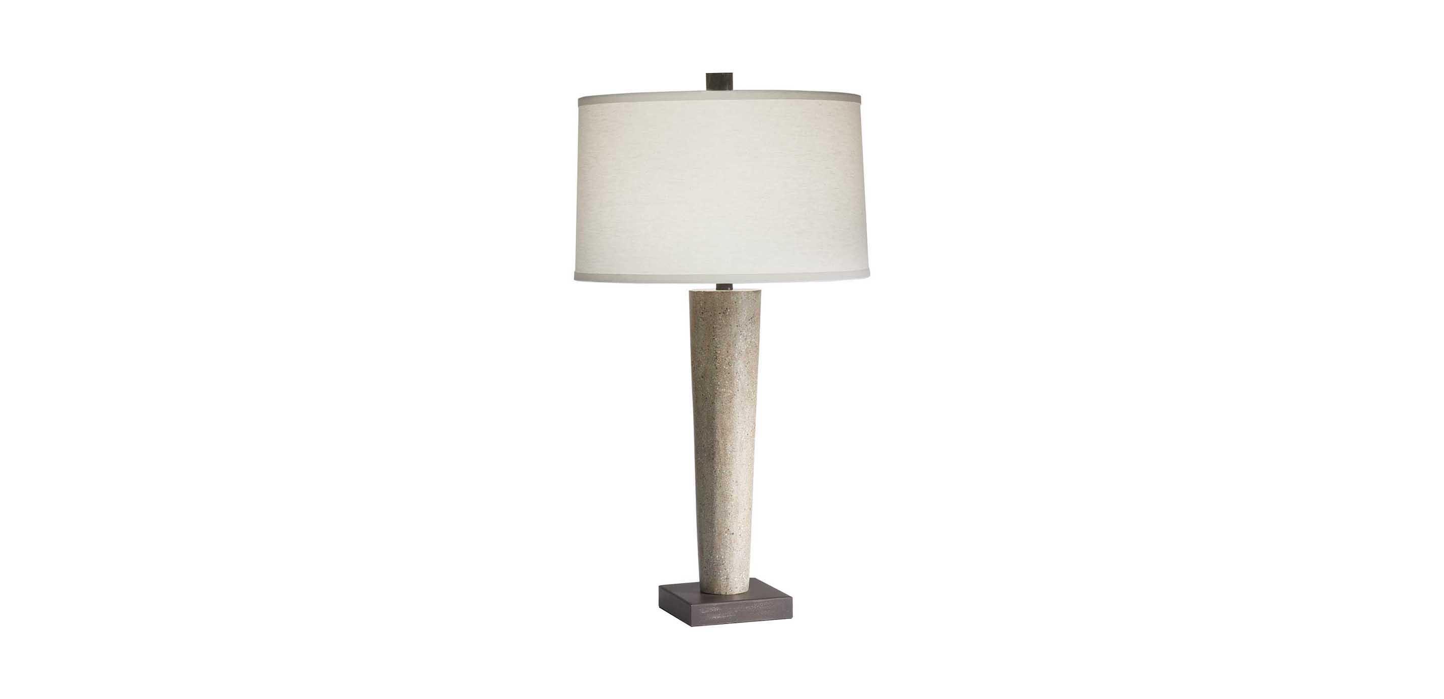 concrete table lamp. Images Null Concrete Table Lamp