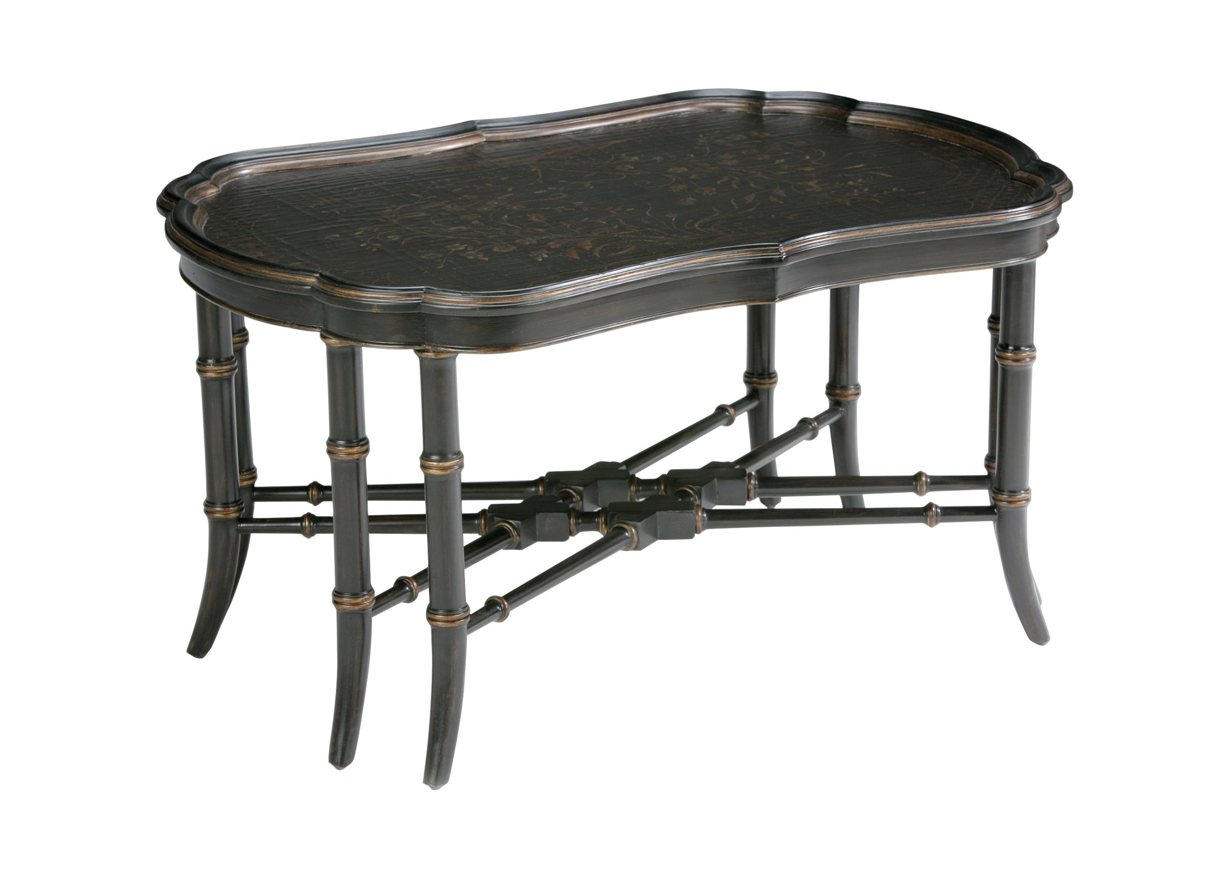Mirabelle chinoiserie coffee table coffee tables Tables for coffee shop