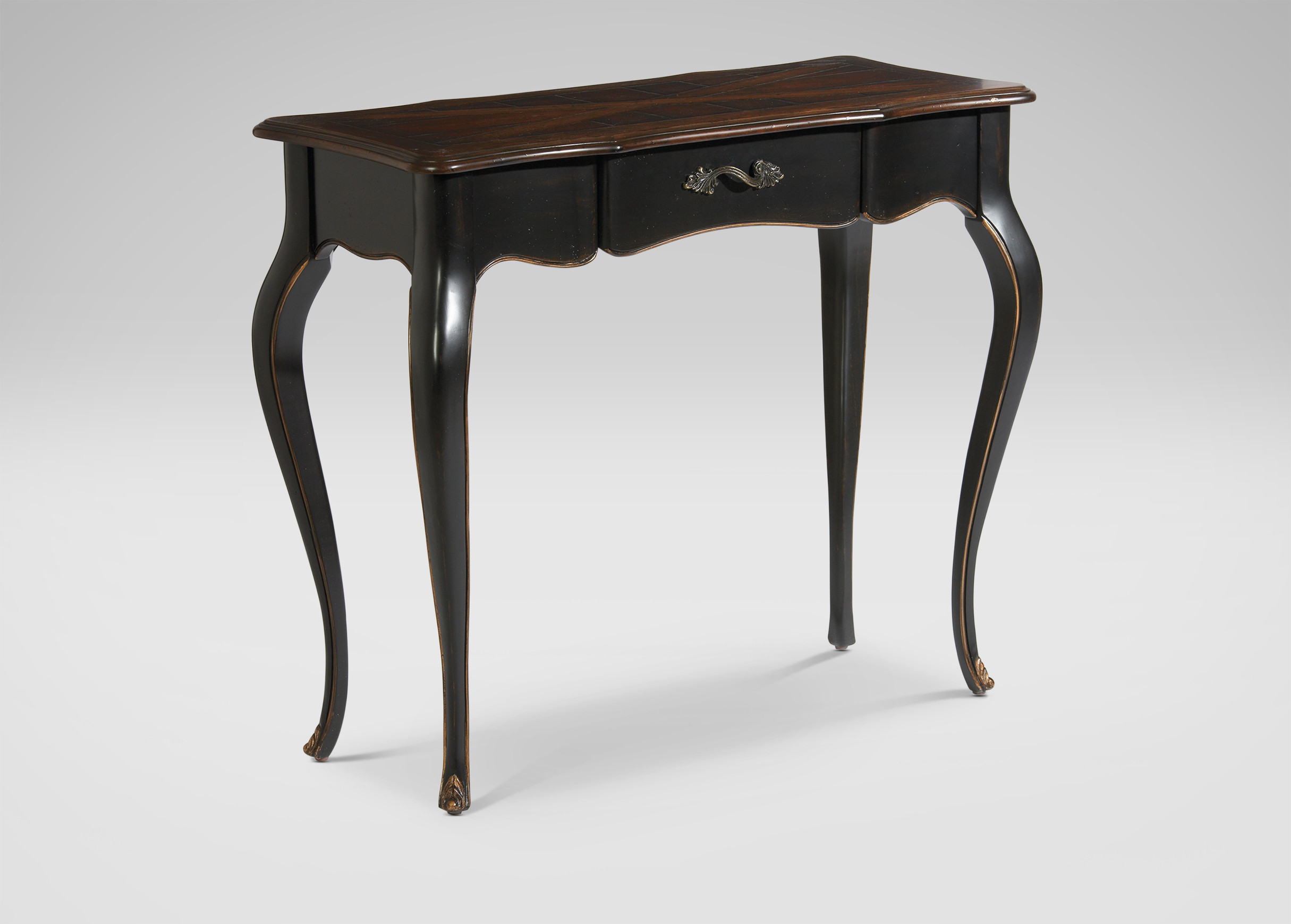 french black console table  console tables - images french black console table   largegray