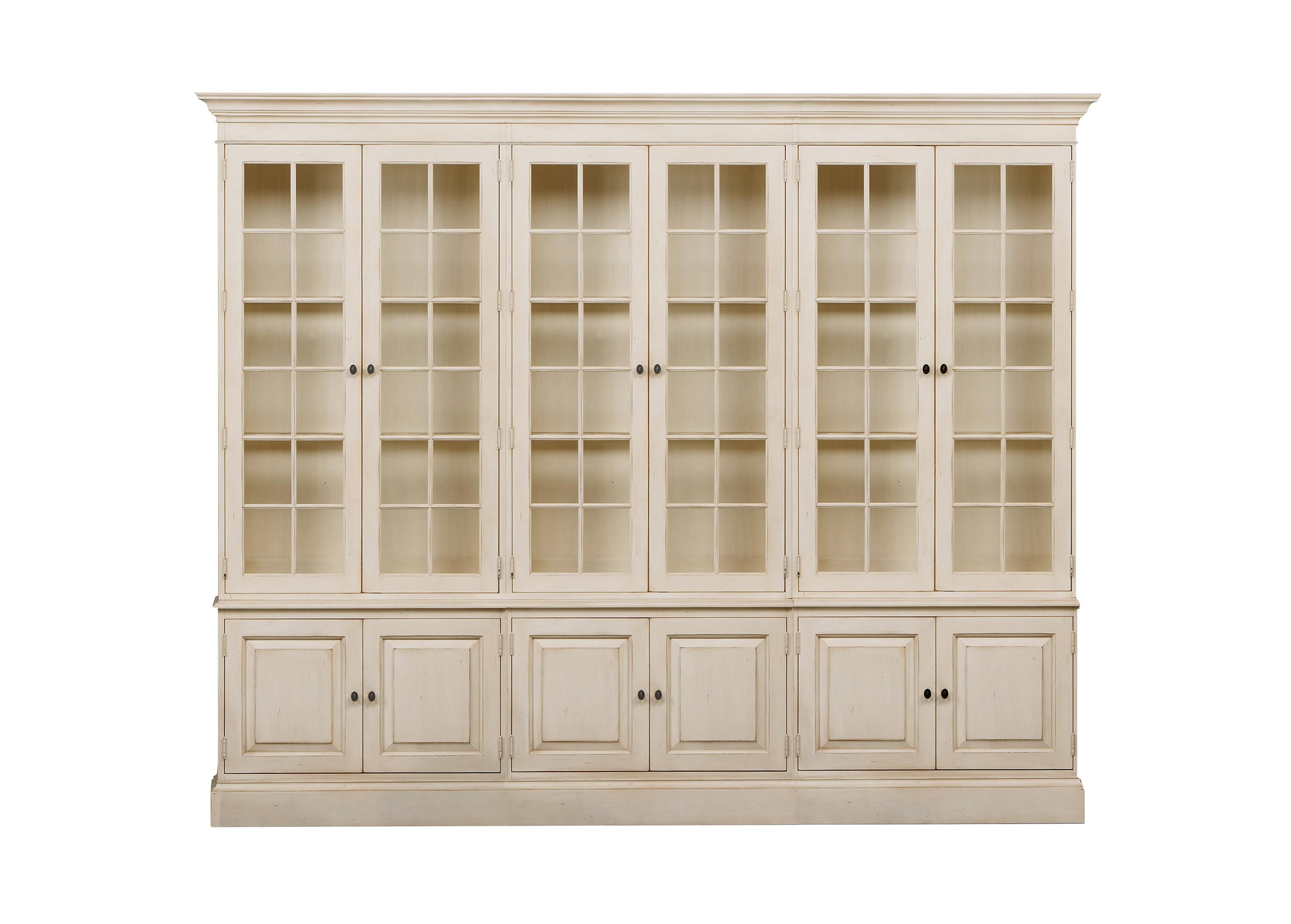 bookcases ethan allen bookcase villa library triple solutions pin storage