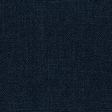 Navy Rosemary Linen Drapery Panel