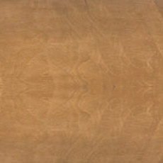 Toast (210): Golden amber stain, moderately distressed, antiqued, rasped, worn edges. Lucy Night Table