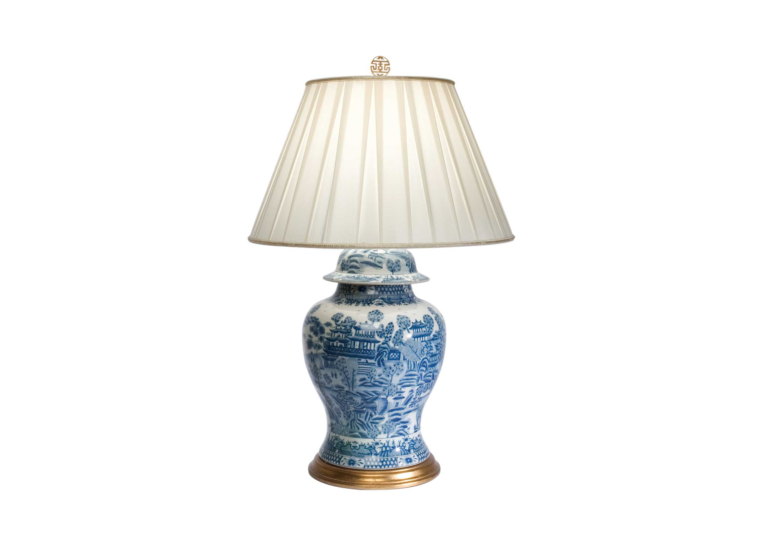 Classic Ginger Jar Table Lamp | TABLE LAMPS