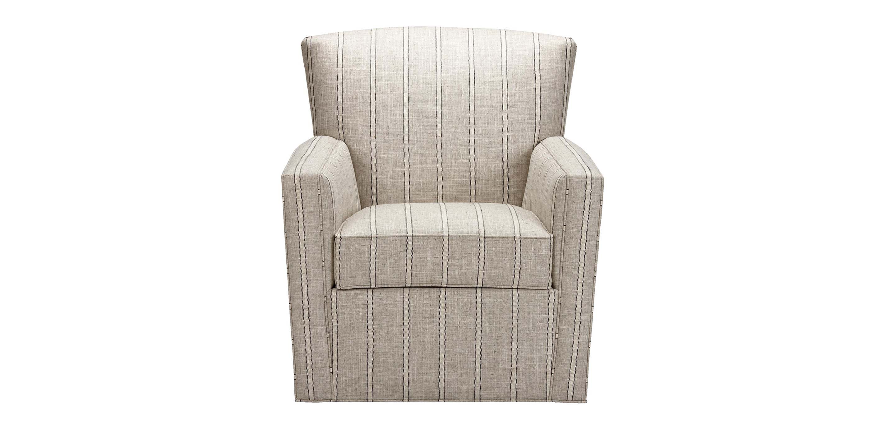 Turner Swivel Chair Chairs Amp Chaises Ethan Allen