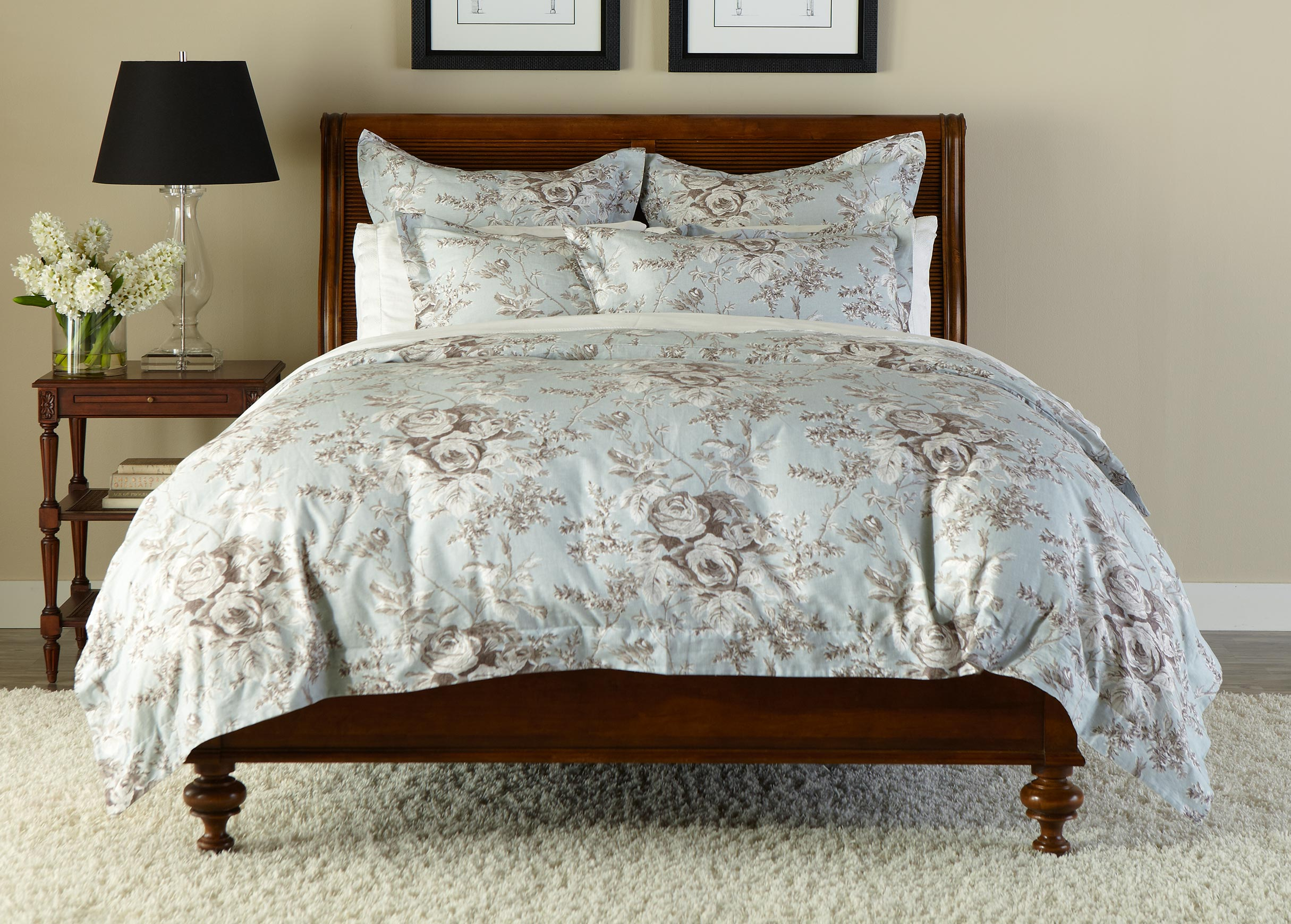 bath cover free floral shelia cotton product today overstock bedding duvet linen shipping