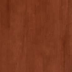 Cinnabar (260): Rich mahogany-toned stain with dark glaze, moderately distressed, worn edges. Villa Single Library Bookcase