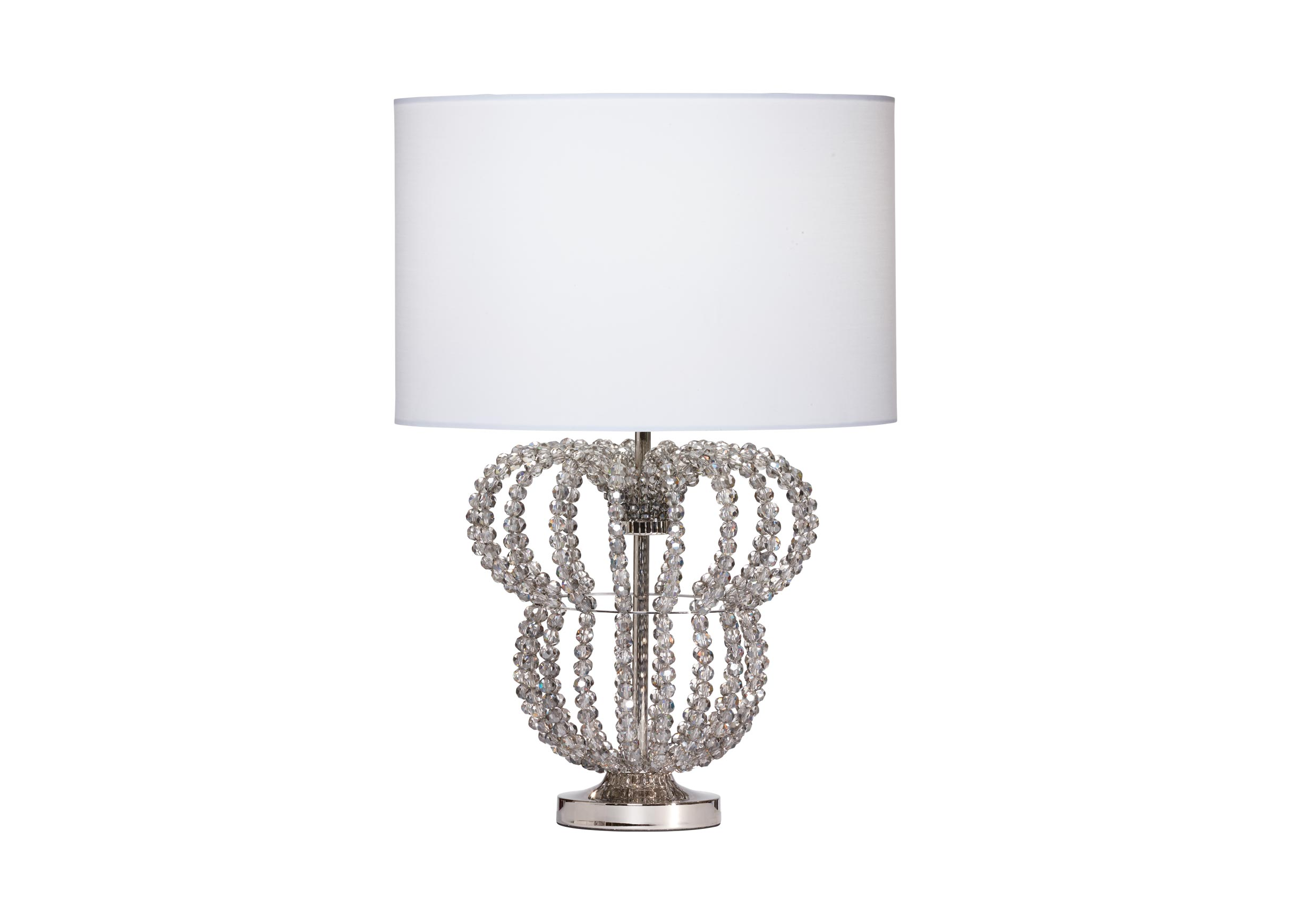 Minnie beaded accent lamp desk accent lamps ethan allen images beaded steel aloadofball Image collections