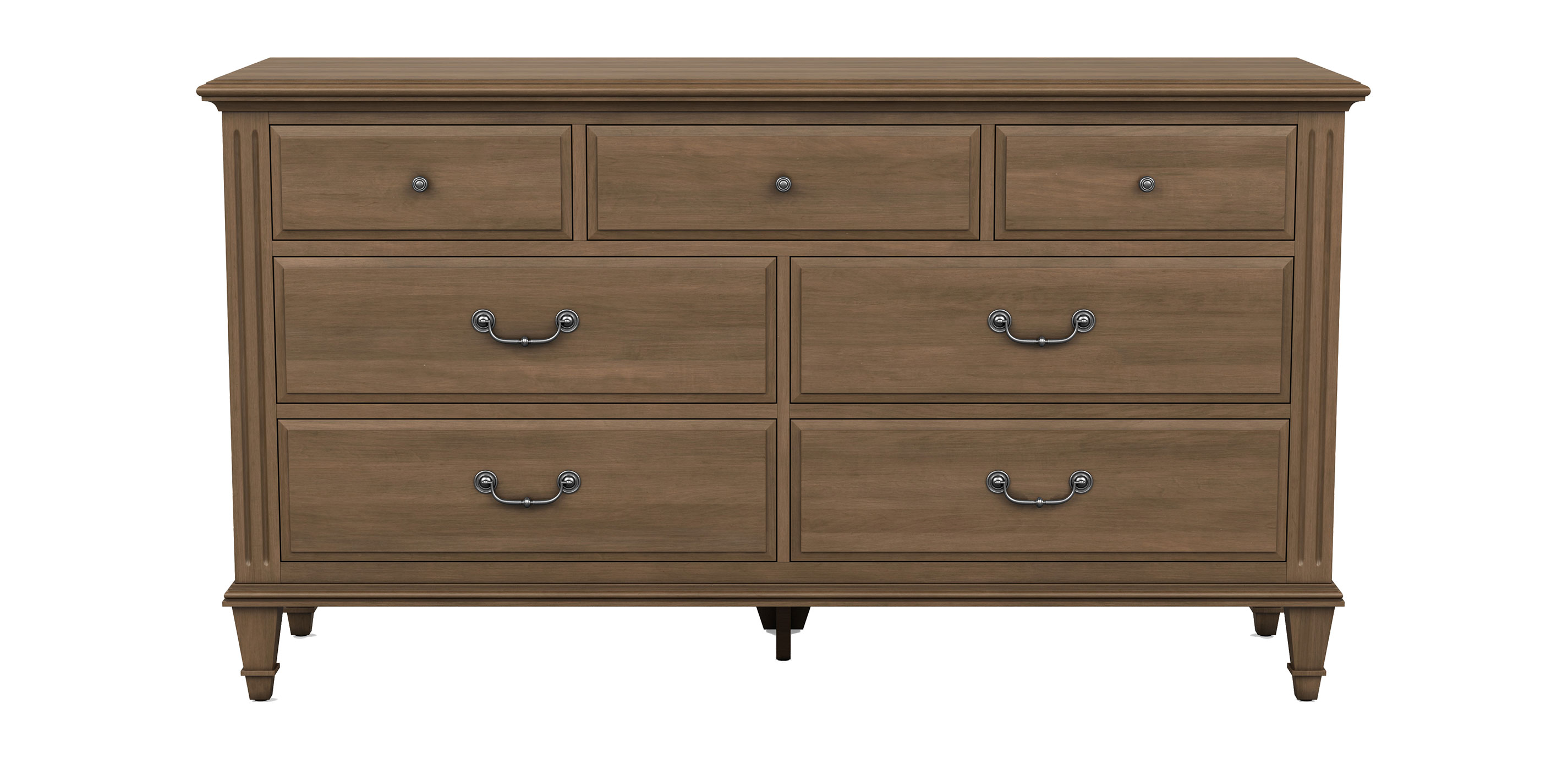 drawer products flint furniture century by dresser solid handcrafted modern mid alley fullxfull hardwood wood il