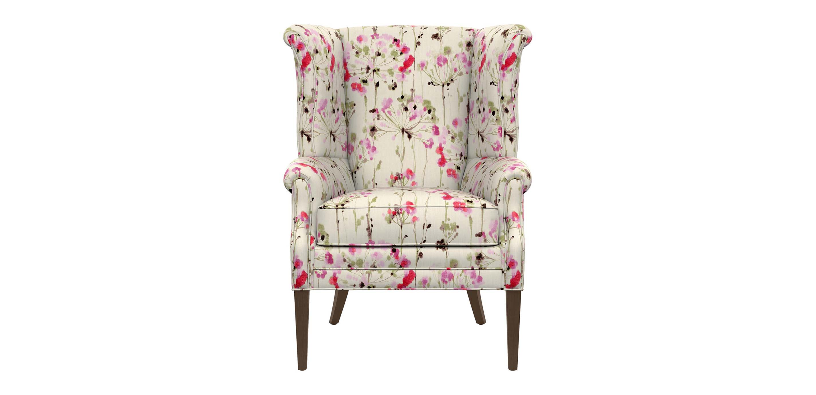 Clara Wing Chair Chairs Amp Chaises Ethan Allen