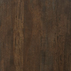 Portland (545): Very deep cool brown stain, satin sheen. Benton Pier Cabinet