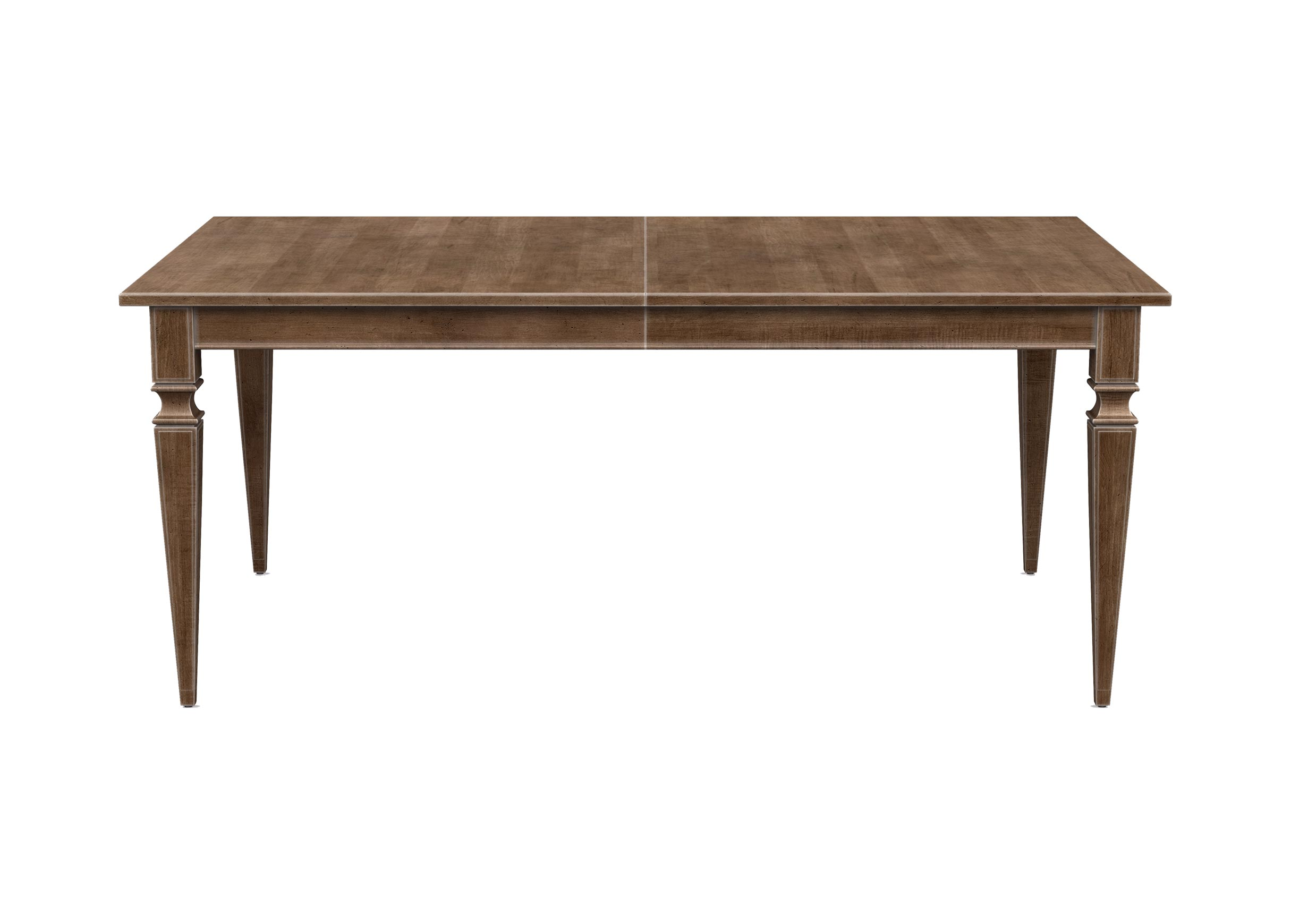 Avery extension dining table dining tables ethan allen for Shop dining tables
