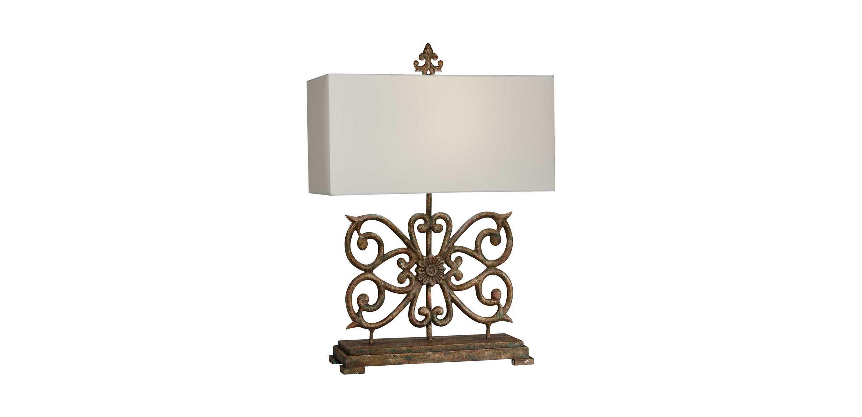 Delphine Console Lamp Table Lamps Ethan Allen