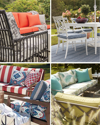 Outdoor Color Trends