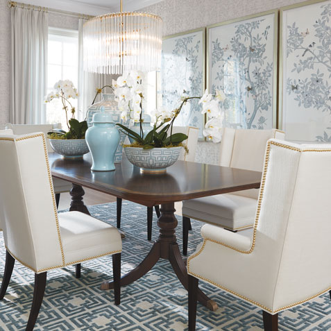 Cultivated Taste Dining Room Tile