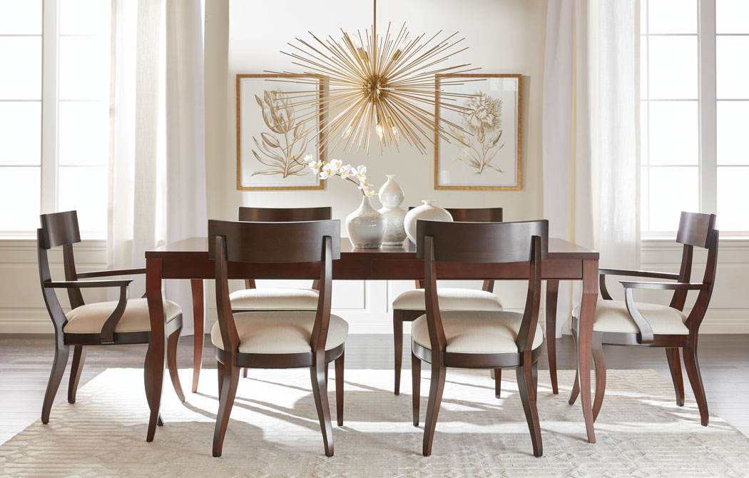 Effortlessly Elegant Dining Room | Ethan Allen | Ethan Allen