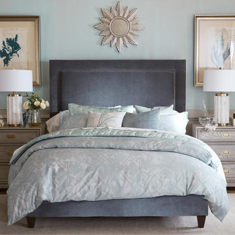 Light and Airy Bedroom Tile