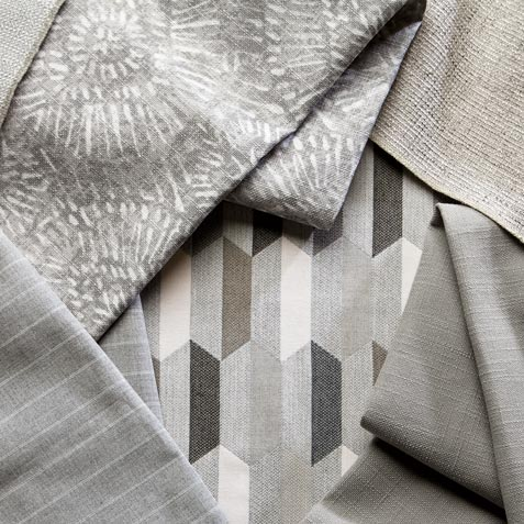 Tailored Outdoor Fabric Collection Tile
