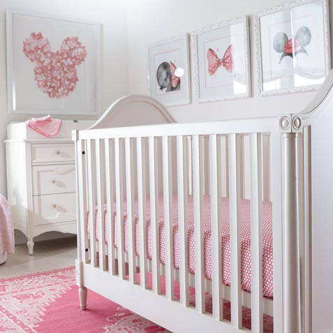 Sweet Sleep Nursery Tile